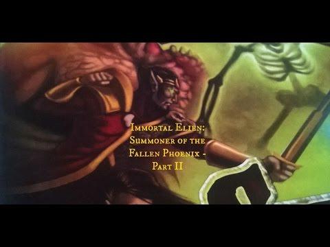 Advanced Concepts: Summoner Wars Alliances - Immortal Elien (Part II)
