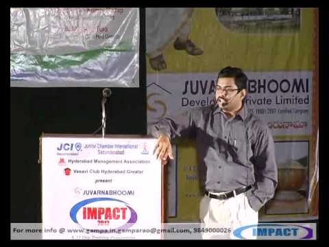 Success|Pawan|TELUGU IMPACT Hyd 2012