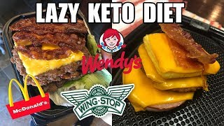 THE KETO DIET (Fast Food Only)