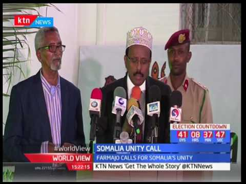 Somalia Unity Call : Somalia celebrates its independence day