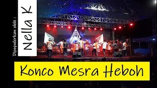 Konco Mesra Terbaru ( Tayyub ) ( Official Music Video ANEKA SAFARI )