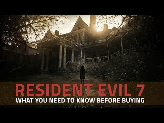 Resident Evil 7 What You Need To Know Before Buying Ndtv Gadgets 360