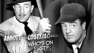 The Abbott & Costello Show - Who's on First?