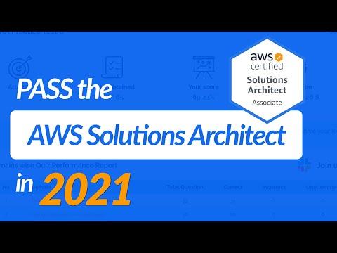 Pass the AWS Solutions Architect in 2021 | Exact Resources To Use ...