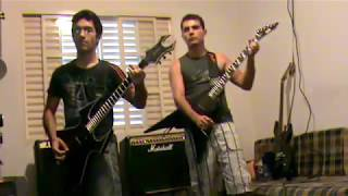IMPALER - EXODUS full cover with all wah-wah solos