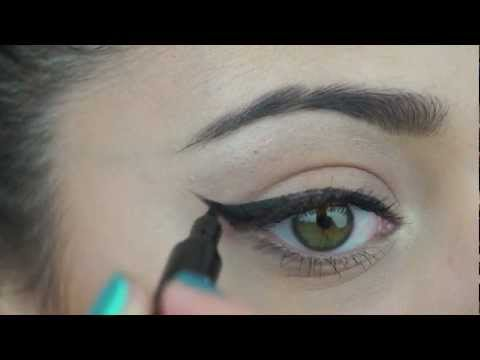 Three Ways To Wear Winged Eyeliner