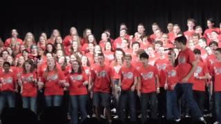 HXNE2016 Joint Camp Chorus   Sing by Pentatonix