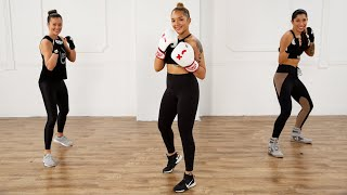 25-Minute Rumble No-Equipment Cardio-Boxing Workout