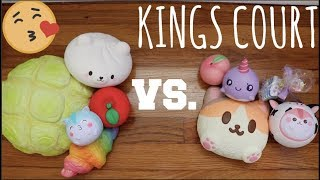KINGS COURT WITH MY FAV SQUISHIES!!!! Collab w/ Lauren