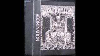 Abomination (USA) - Demo 1989