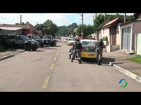 Perseguição policial termina com duas mortes, em Araucária.