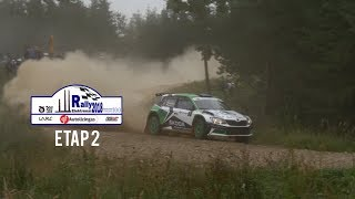 RALLY ELEKTRENAI 2018: ETAP 2