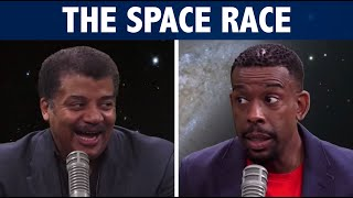 Cosmic Queries: The Space Race with Neil deGrasse Tyson   FULL EPISODE