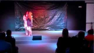 The Hurt & The Healer by Mercy Me LIVE dance performance The Rain Church