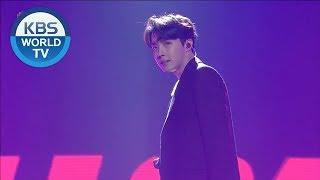 BTS J. Hope - Just Dance [2018 KBS Song Festival / 2018.12.28]