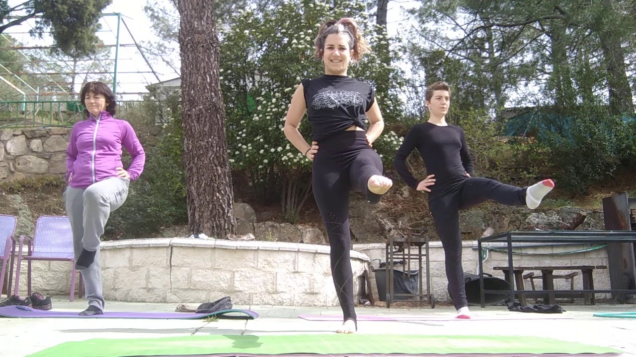 Pilates I. Parte 2/4