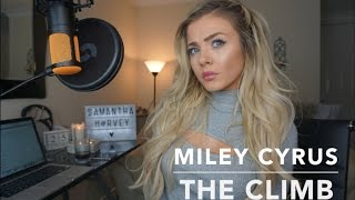 Miley Cyrus - The Climb | Cover