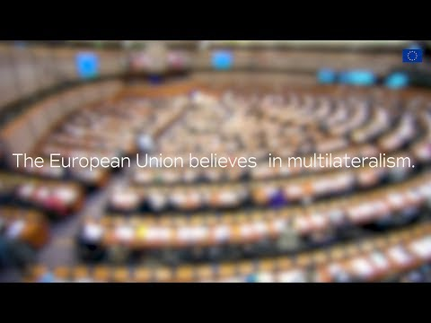 EU & Multilateralism in Vienna long video
