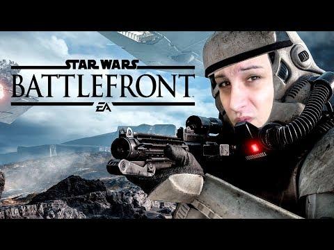 Star wars battlefront ! Rejoins l'empire