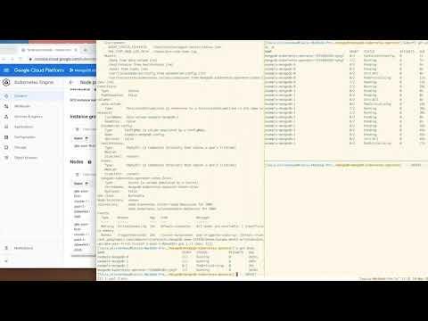 Kubernetes Operator Demo (deploy secure cluster)