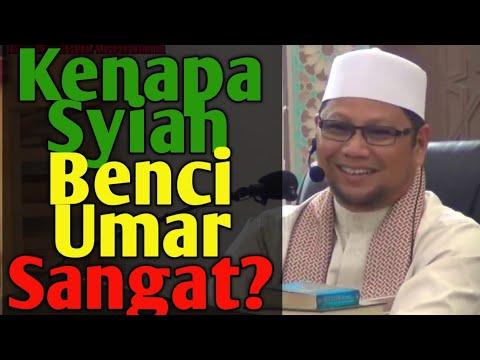 Kenapa Syiah Benci Umar Sangat? Ustaz Badlishah Alauddin