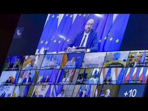 Σαρλ Μισέλ: «Πλήρως αλληλέγγυοι με Ελλάδα και Κύπρο»
