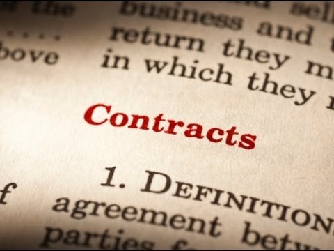 Legal English Vocabulary VV 27 - Contract Law (Lesson 2) | Business English Vocabulary