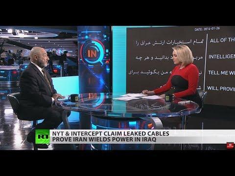 FULL SHOW: Iran intel 'leak' proves US wreaks havoc