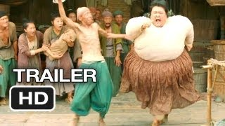 Journey To The West Official Trailer 1 2013  Stephen Chow Movie HD