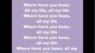 **LYRICS** Rihanna - Where Have You Been