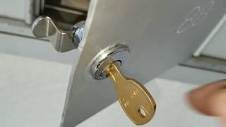 Replace Mailbox Lock