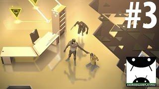 Deus Ex GO Android GamePlay #3 [60FPS/1080p]