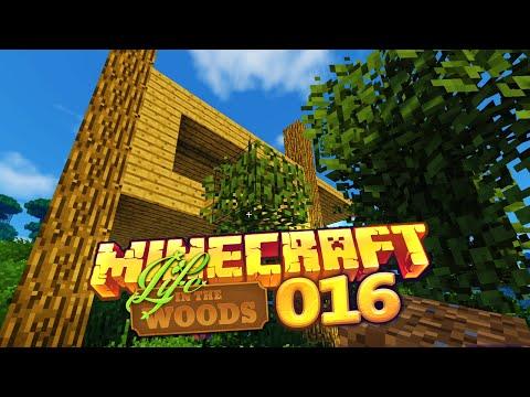 Minecraft Walkthrough Life In The Woods S01e014 Nur Deppen