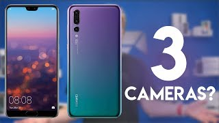 Huawei P20 and P20 Pro Impressions