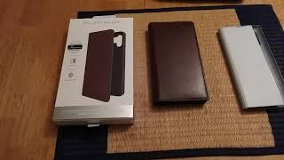 Platinum Leather Folio For Note 10+ Vs Samsung Flip View - Why Buy A Folio?