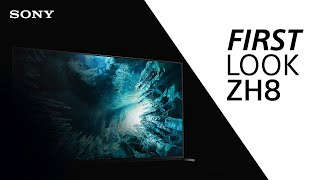 YouTube Video sh6EPoEOFxU for Product Sony ZH8 8K Full Array LED TV by Company Sony Electronics in Industry Televisions