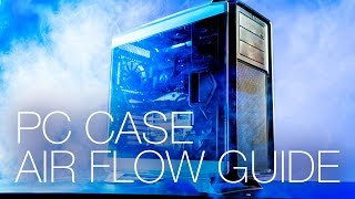 Computer Case Airflow - What is Positive and Negative Pressure?