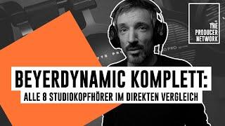 Kaufberatung: Alle acht Studiokopfhörer von beyerdynamic im Test I Short:Cuts I The Producer Network