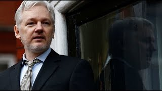DOJ going after Assange an