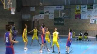preview picture of video 'alley hoop    en sabiñanigo - huesca'