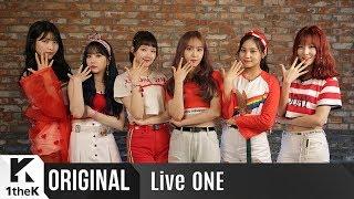 LiveONE(라이브원): Full ver. GFRIEND(여자친구) _ Sunny Summer(여름여름해)