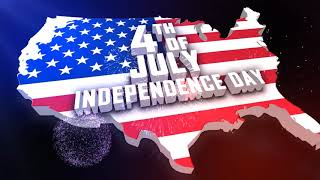 4th July American Independence Day, Americas Independence day Whatsapp status 2020, greetings video