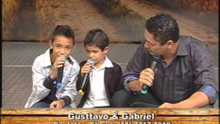 Gusttavo & Gabriel No Arena Sertaneja Na TV