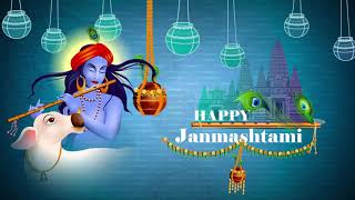 Krishna Janmashtami Whatsapp Status Video 2020 | Krishn Janmashtami Wish for Social Media - Download this Video in MP3, M4A, WEBM, MP4, 3GP