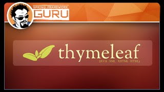 4.3 Converting HTML To Thymeleaf Templates