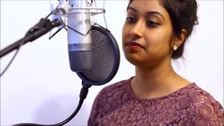 Kaatre En Vaasal | Cover | Rhythm | A.R Rahman | Sajantha Velmurugan