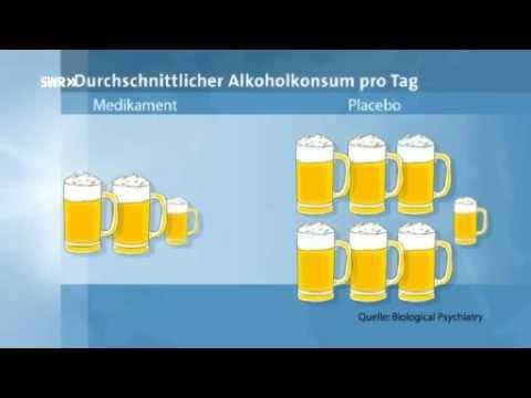 Die Preise für die Behandlung des Alkoholismus in dnepropetrowske