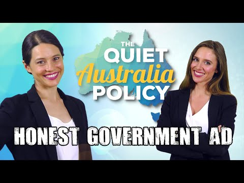 Introducing The Quiet Australia Policy Because 'Fuck Experts'