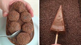 Best Chocolate Cake Hacks | Yummy Chocolate Cake Decorating Ideas | Chocolate Cake Compilation