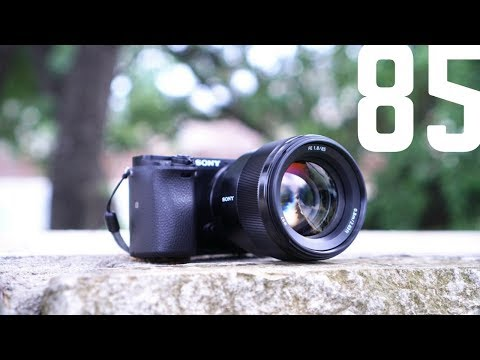 Perfect Portrait Lens: Sony FE 85mm F1.8 Review